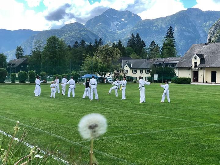 Trainingslager Obertraun/Österreich 2019