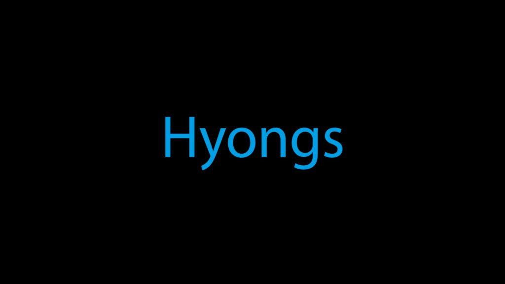 Hyong
