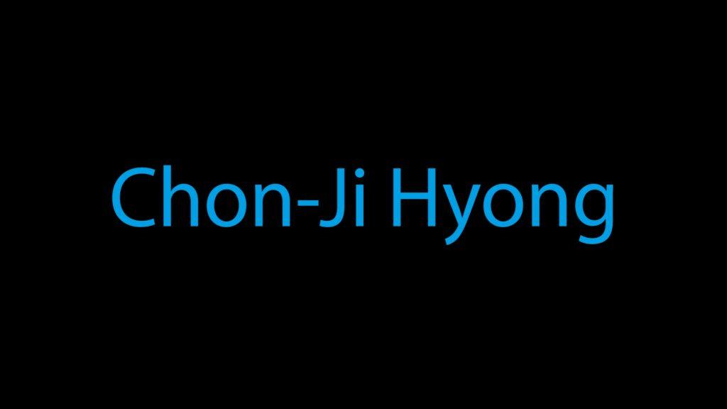 Chon-Ji Hyong
